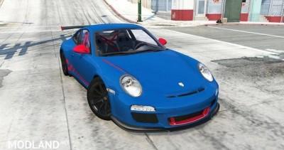Porsche 911 GT3 RS (997) 2009 [0.11.0], 1 photo
